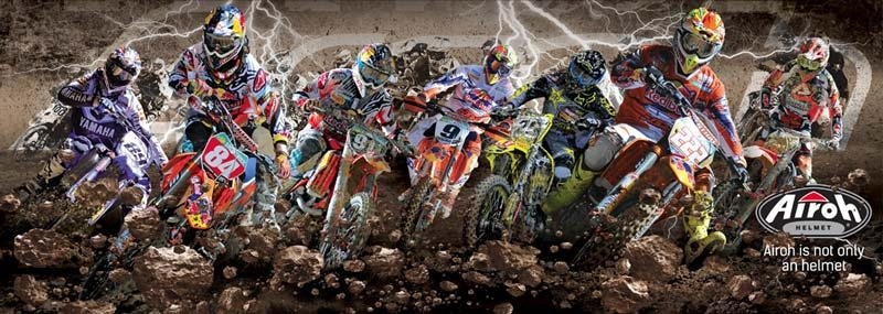 Motocross - RK Japan
