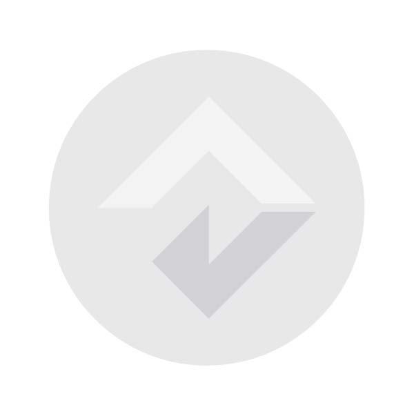 Scott Goggle Hustle Snow Cross white/black enh red chr