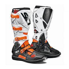 SIDI Crossfire 3 MX Saapas oranssi/musta/valkoinen