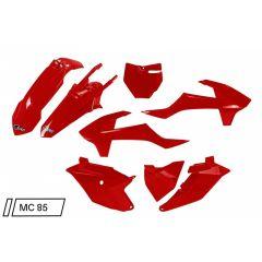 UFO Plastic kit 5-parts OEM 999 GasGas MC85 2021-