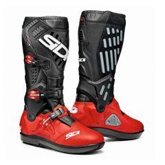 SIDI Atojo SRS MX Saapas punainen/musta