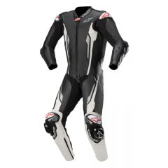 *Alpinestars Nahkapuku Absolut Racing TECH AIR Musta/Valkoinen