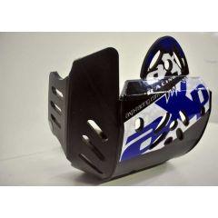 AXP Skid Plate Black Yamaha WR250F 15-18, WR450F 16-18