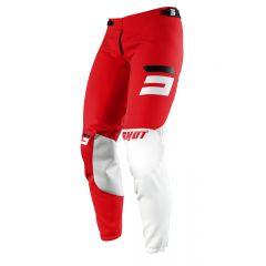 Shot Pant Gradient Red