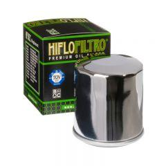 HiFlo öljynsuodatin HF303C Kromi