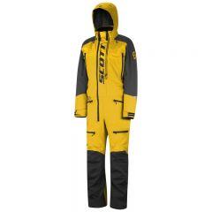Scott Monosuit DS Shell Dryo keltainen/harmaa