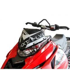 Skinz Next Level Tuulisuoja Laukku Musta 2014- Yamaha Viper