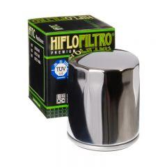 HiFlo öljynsuodatin HF171C Kromi