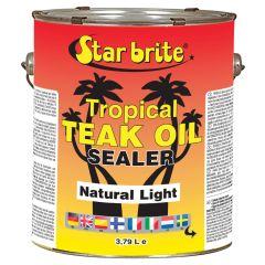 Star brite Tropical Teak Oil/Sealer Natur.gall. 3,79 L Teak tropik.öljy