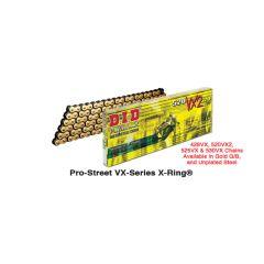 D.I.D 525VX Jousilukko (FJ) Press-Fit