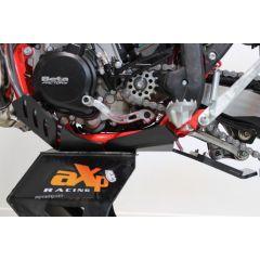 AXP Xtrem HDPE Skid Plate Black Beta 250RR-300RR 20