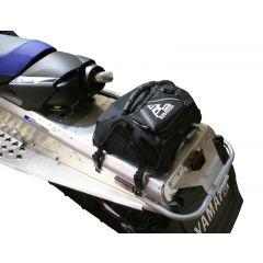 Skinz Tunneli Laukku Musta 2008-14  Yamaha Nytro MTX