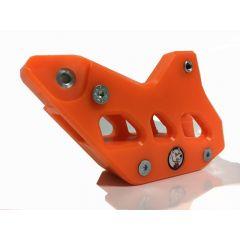 AXP Chain Guide Orange Ktm SX125-SX250-SXF250-SXF350-SXF450-EXC125-EXC250-EXC3