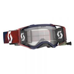 Scott Goggle Prospect WFS red/blue clear works