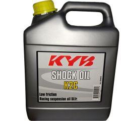 KYB Iskunvaimenninöljy K2C 5 liter