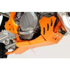 AXP Xtrem HDPE Skid plate Orange KTM250SX-250XC-300XC 17-18