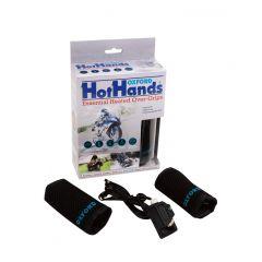 Oxford Hothands tarrakiinnitteiset kädenlämmittimet, sopii kaikkiin pyöriin