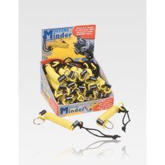 Oxford Minder. Disc Lock reminder cables Yellow 25kpl