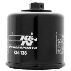 K&N Öljynsuodatin