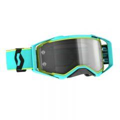 Scott Goggle Prospect LS teal blue/yellow light sensitive grey works