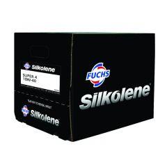 Silkolene Super 4 10W-40 20L CUBE