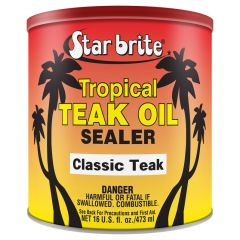 Star brite Tropical Teak Oil/Sealer Classic Teak tropik.öljy 500ml