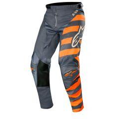 Alpinestars housut Racer Braap, antrasiitti/fl oranssi/harmaa