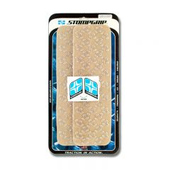 Stompgrip Universal Strips - Quad Plate : Clear
