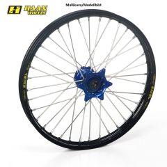 Haan wheel YZ80/85 93- 19-1,40 BLUE HUB/BLACK RIM