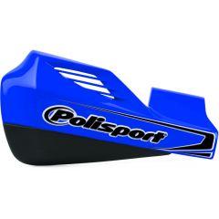Polisport MX Rocks käsisuojat sininen