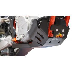 AXP Xtrem HDPE Skid Plate Black Gas-Gas EC250-EC300 18
