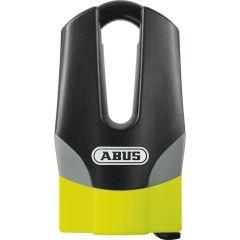 Abus Jarrulevylukko Granit Quick Mini 37/60HB50 yellow