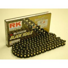 RK BL530 GXW-rengasketju Black Scale