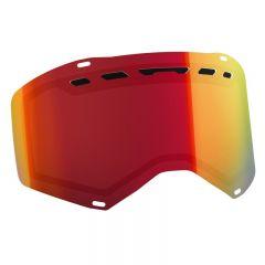 Scott SMB Lens Prospect DL ACS amplifier red chrome