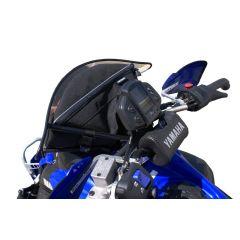 Skinz Tuulisuoja Laukku Musta 2007- Yamaha Phazer