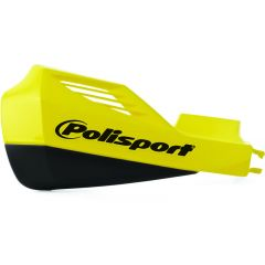Polisport MX Rocks käsisuojat keltainen sis. Suzuki kiinnikkeet