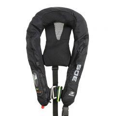 *Baltic Legend 305 harness auto ilmatäytteinen pelastusliivi musta 40-150kg