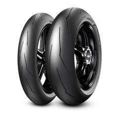 Pirelli Diablo Supercorsa V3 200/60 ZR 17 M/C 80W TL SC3 Re.