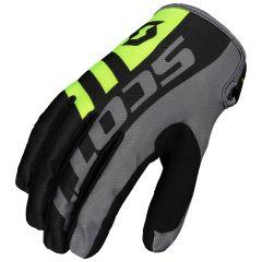 SCOTT Glove 350 Dirt black/yellow