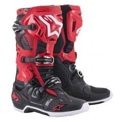 Alpinestars Saapas Tech 10 Red/Black
