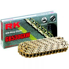 RK GB530GXW XW-rengasketju Kulta +CLF(Niittil.)