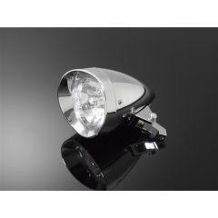Highway Hawk Headlight Starlight Chrome