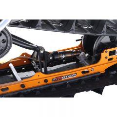 Skinz ARC Locker Bronze 2013- Ski Doo XM 146/154/163
