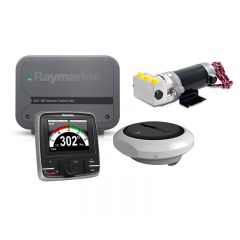 Raymarine Evolution Hydraulipilottijärjestelmä, p70Rs, ACU-100, EV-1&0,5l pumppu