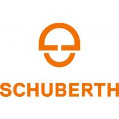 Schuberth E1 yläilmastointi musta 60-65