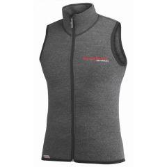Woolpower Vest 400 Grey