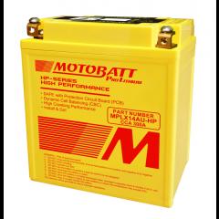 Motobatt lithium akku MPLX14AU-HP