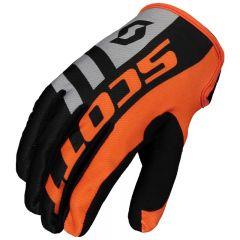 SCOTT Glove 350 Dirt black/red