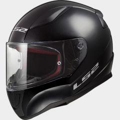 LS2 Kypärä FF353 RAPID Solid musta