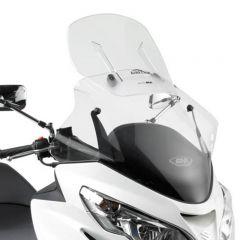Givi Specific sliding wind-screen, Suzuki Burgman 400